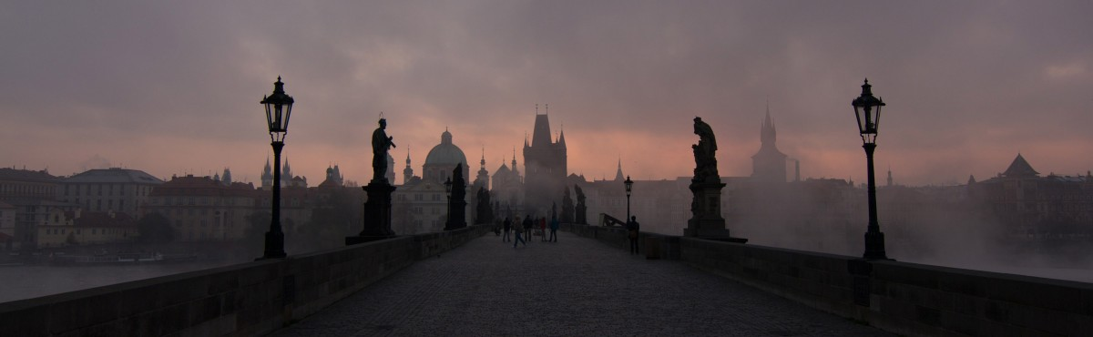 Charles Bridge, Prague, Czech Republic - Ryan Lum