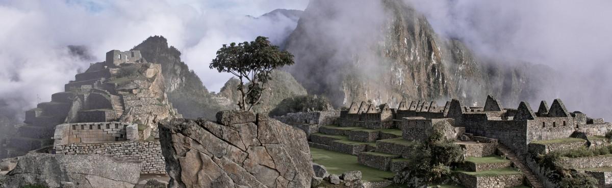Machu Pichu, Peru - Tomas Sobek