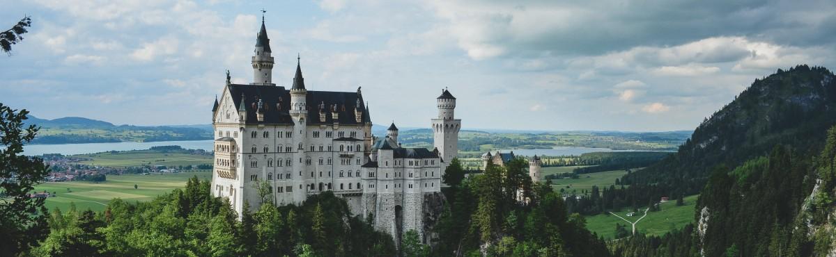 Neuschwanstein Castle, Schwangau, Germany - Rachel Davis