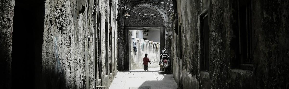 Stone Town, Zanzibar Town, Tanzania - Alessio Rinella