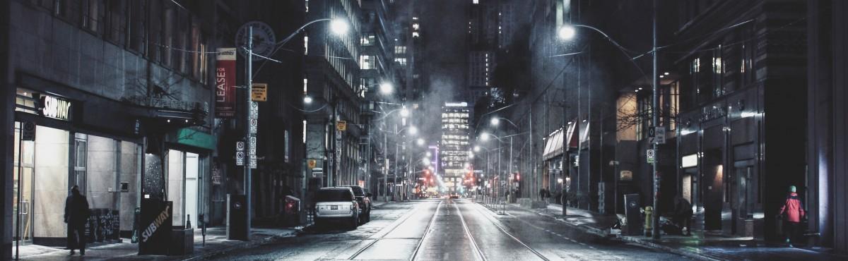 Toronto, Canada - Patrick Tomasso