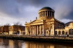 Four Courts, Dublin, Republic of Ireland - by Jim Nix