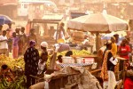 Hamattan market in Kasoa, Ghana - by James Ainooson