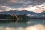 Lake Bled, Slovenia - by Joe Parks
