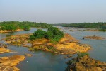 Sewa River in Sierra Leone - by Teseum