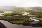 Skaftá river, Iceland - by Jón Ragnarsson
