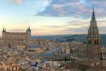 Toledo Skyline Panorama