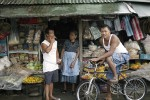 Street market in the Philippines - by Philip Morris, OMF International