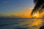 Sunset in Barbados - by Berit Watkin