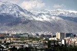 View over Tehran, Iran - by Franx'