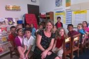 ESL teacher in Bolivia