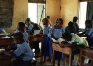 A local school in Nigeria - by Fizzr