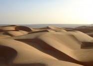 Amatlich, Mauritanian Sahara - by John Spooner