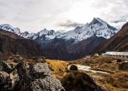 Annapurna Base Camp, Nepal - by Ben Ward