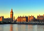Big Ben in London at dawn, United Kingdom - by Neil Howard