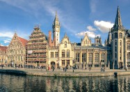 Ghent, Belgium - by Mislav Marohnić