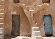Ksar in Medenine, Tunisia - by Wieland Van Dijk