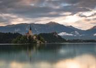 Lake Bled, Slovenia - by Joe Parks