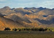 Landscape in western Mongolia - by Bernd Thaller