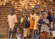 Malawian children - by Adam Ojdahl