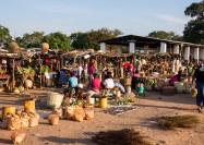 Market in Ibenga, Zambia - by JJ Vos