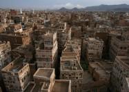 Old Town San'a, Yemen - by Richard Messenger