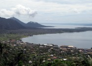 Rabaul Harbor, Papua New Guinea - by Kahunapule Michael Johnson