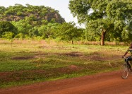 Road from Gabu to Koundara, Guinea - by jbdodane