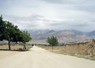 Rural landscape in Afghanistan - by Munir Squires