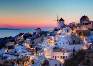 Santorini, Greece - by Pedro Szekely
