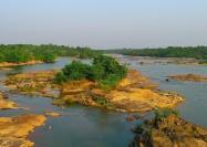 Sewa River in Sierra Leone - by Teseum