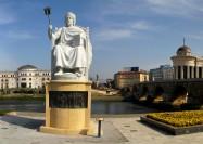 Skopje, Macedonia - by Bora Ince