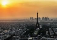 Skyline in Paris, France - by Joe deSousa