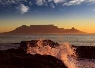 Table Mountain, Cape Town, South Africa - by Dietmar Temps