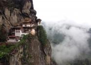 Taktsang monastery, Bhutan - by brentolson