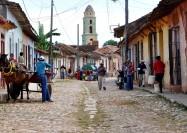 Trinidad, Cuba - by Francesco Chillari