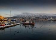 Tromso, Norway - by Michael Butler