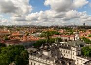 Vilnius, Lithuania - by Willi Thiel