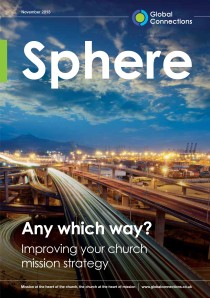 Sphere - Any which way?