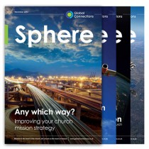 Sphere magazine