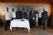 Church leaders being trained for rural Northern Uganda