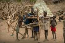 Laarim children of South Sudan