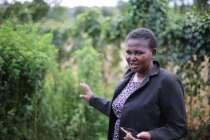 Rachel Karanja in Kenya - CMS