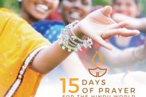 15 days of prayer for Hindu world
