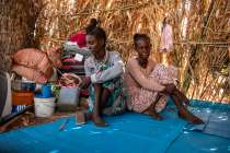 Copyright Joost Bastmeijer -Ethiopian refugees in Hamdayet