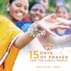 15 days of prayer for Hindu world