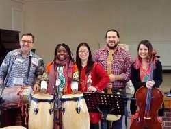 WEC's London Resonance Band