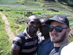 Tom Strachan - Rwanda