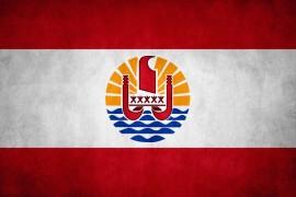 French Polynesian flag