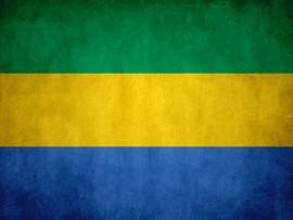 Gabonese flag
